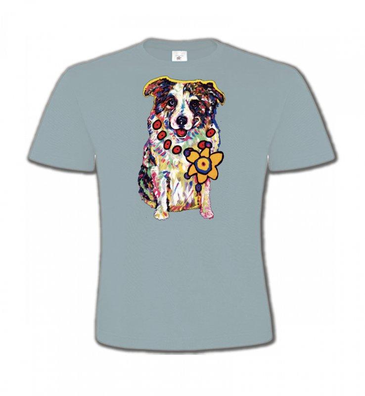 T-Shirts Col Rond EnfantsHumour/amourBerger Australien (J)