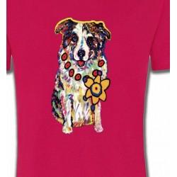 T-Shirts Humour/amour Berger Australien (J)