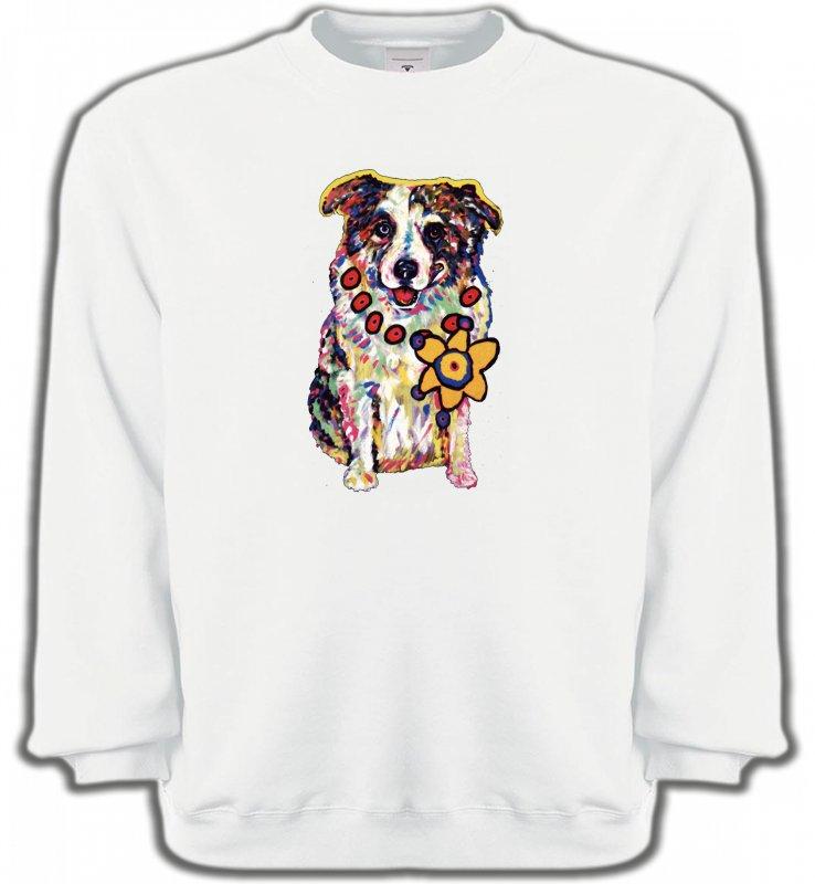 Sweatshirts UnisexeHumour/amourBerger Australien (J)
