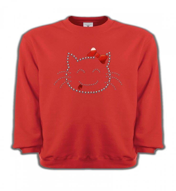 Sweatshirts EnfantsRaces de chatsHello Kitty
