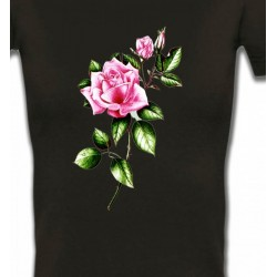 T-Shirts Fêtes et occasions Rose