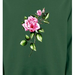 Sweatshirts Saint-Valentin Rose