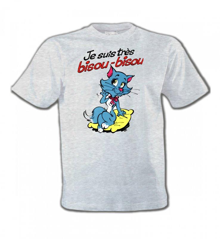 T-Shirts Col Rond EnfantsRaces de chatsChatte humour (P2)
