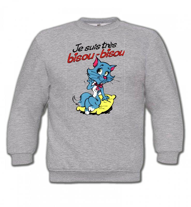 Sweatshirts EnfantsRaces de chatsChatte humour (P2)