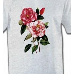 T-Shirts Fleurs/Romantique Roses