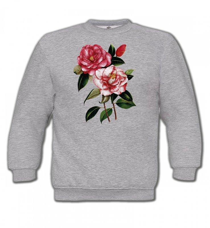 Sweatshirts EnfantsFleurs/RomantiqueRoses