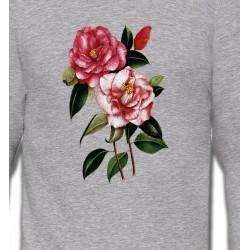 Sweatshirts Saint-Valentin Roses