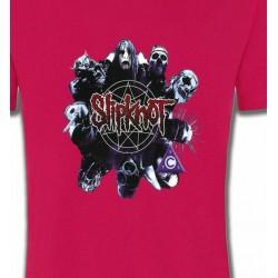 T-Shirts Musique Slipknot (A)