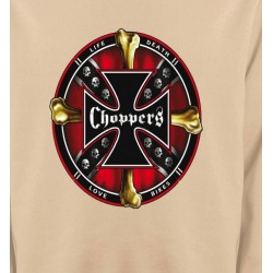 Sweatshirts Tribal Métal Celtique Choppers (K)
