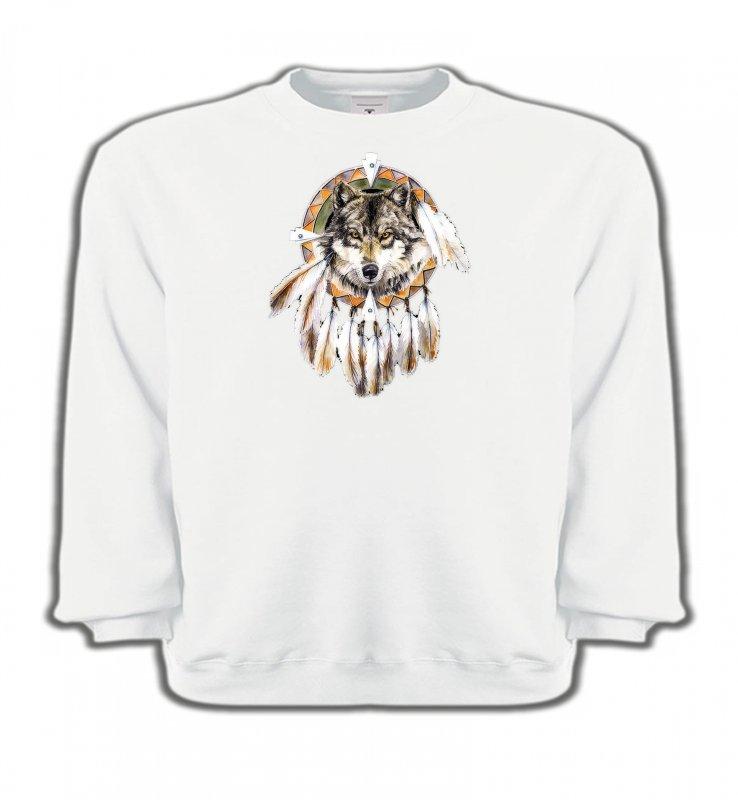 Sweatshirts EnfantsLoupsLoup indien (S)