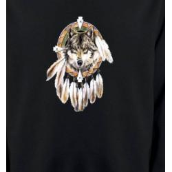 Sweatshirts Sweatshirts Enfants Loup indien (S)
