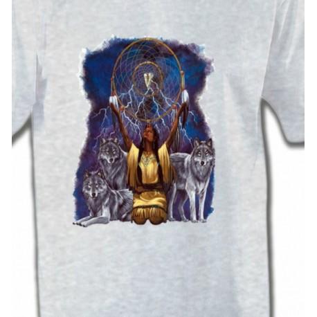 Loups et attrape rêve (B2) (F)