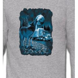 Sweatshirts Loups Loup Camion (N)
