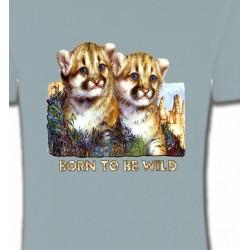 T-Shirts Animaux de la nature Bébés tigres