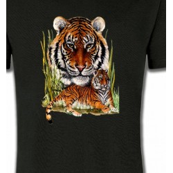 T-Shirts Animaux de la nature Tigres (F)