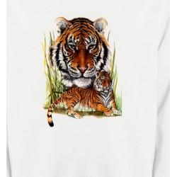 Sweatshirts Animaux de la nature Tigres (F)