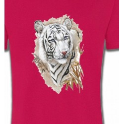 T-Shirts Animaux de la nature Tigre (E)