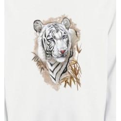 Sweatshirts Animaux de la nature Tigre (E)