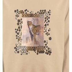 Sweatshirts Animaux de la nature Panthère (E2)