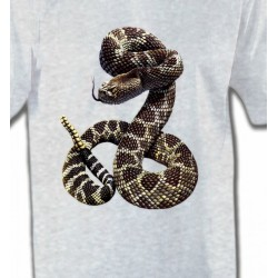 T-Shirts Signes astrologiques Serpent (S)