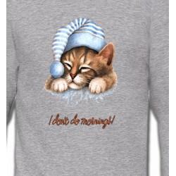 Sweatshirts Sweatshirts Enfants Chaton Dodo (E)