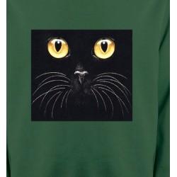 Sweatshirts Sweatshirts Enfants Chat noir (H1)