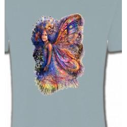 T-Shirts Fées et Elfes Fée multicolore