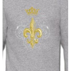 Sweatshirts Fées et Elfes Roi/Reine