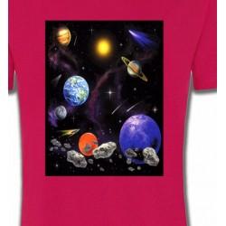 T-Shirts Planètes et Aliens Planètes