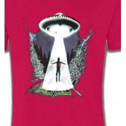 T-Shirts Planètes et Aliens Ovni