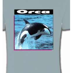 T-Shirts Aquatique Orque (I3)
