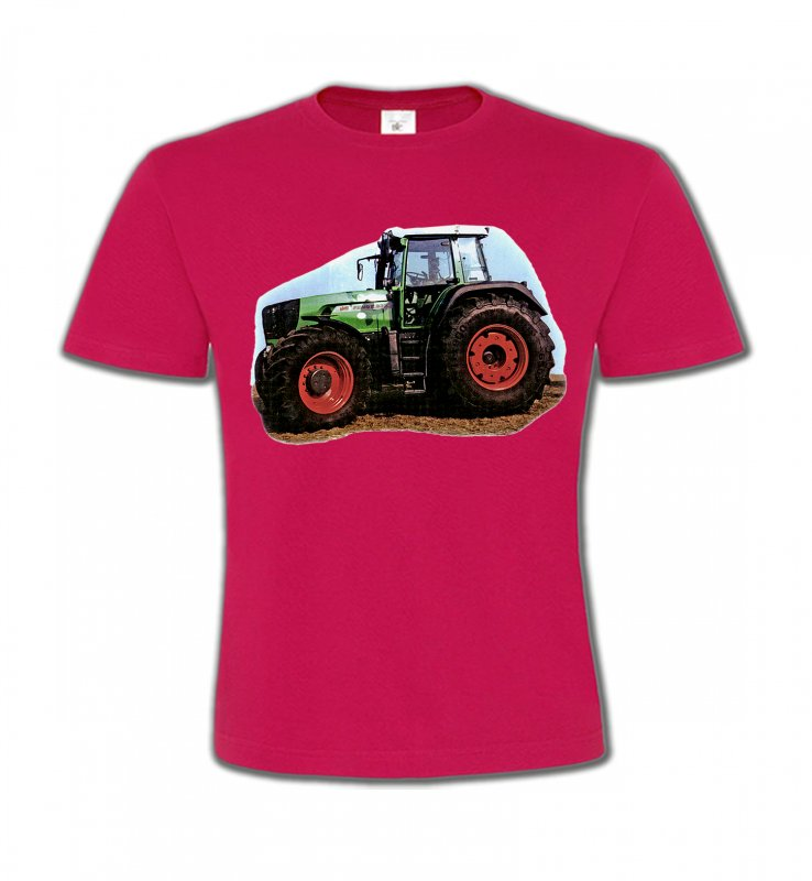 T-Shirts Col Rond EnfantsTracteursTracteur(V)