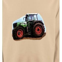 Sweatshirts Véhicule Tracteur(V)