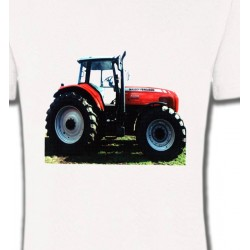 T-Shirts Véhicule Tracteur MASSEY FERGUSON (R)