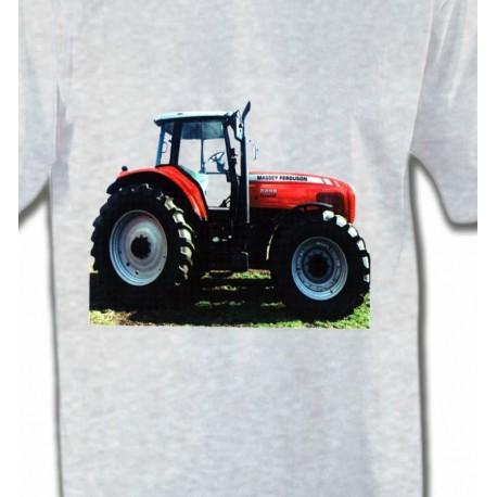 Tracteur MASSEY FERGUSON (R)