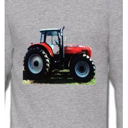 Sweatshirts Véhicule Tracteur MASSEY FERGUSON (R)
