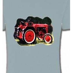 T-Shirts Véhicule Tracteur Mc. CORMICK (2S)