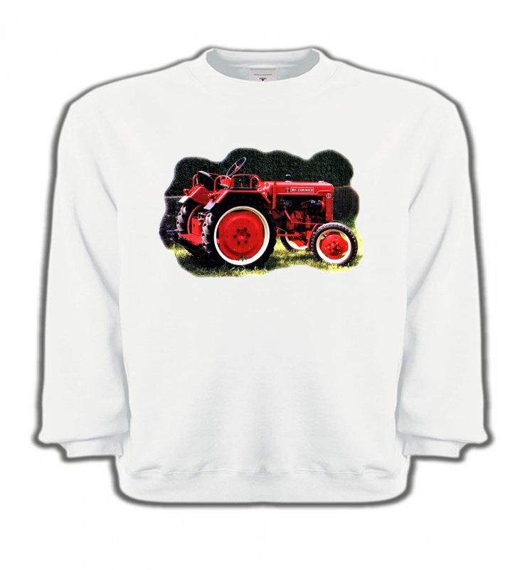 Sweatshirts EnfantsTracteursTracteur Mc. CORMICK (2S)