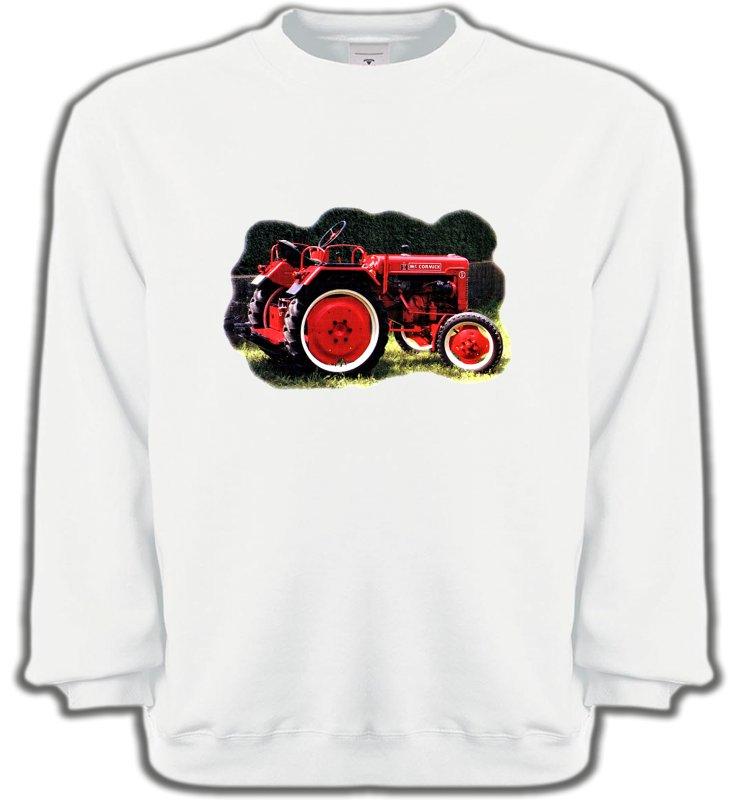 Sweatshirts UnisexeTracteursTracteur Mc. CORMICK (2S)