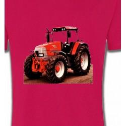 T-Shirts Véhicule Tracteur Mc CORMICK (T)