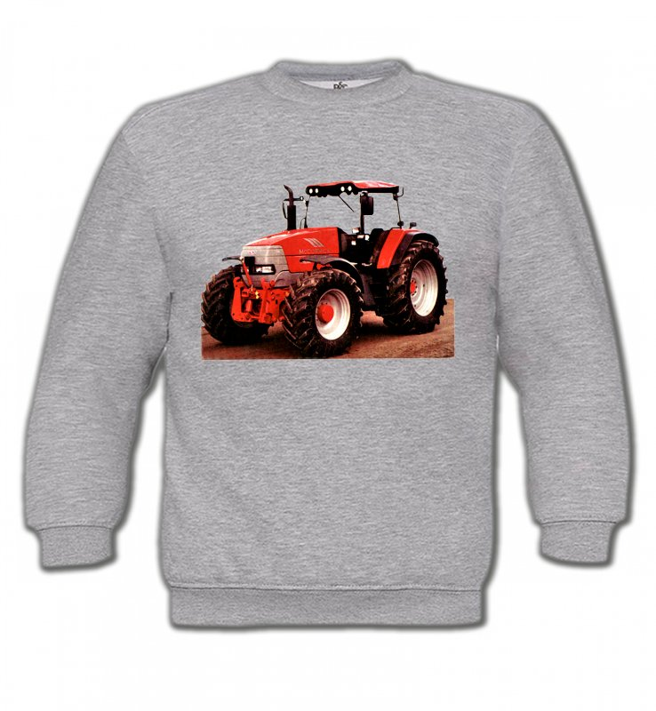 Sweatshirts EnfantsTracteursTracteur Mc CORMICK (T)