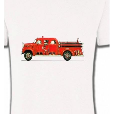 Camion de pompier (L)