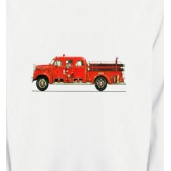 Sweatshirts Véhicule Camion de pompier (L)