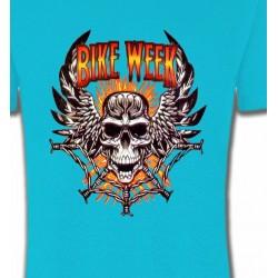 T-Shirts Véhicule Bike Week