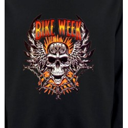 Sweatshirts Véhicule Bike Week