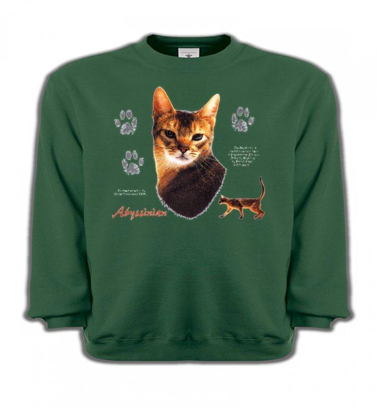 Sweatshirts EnfantsRaces de chatsChat Abyssin (P)