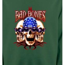 Sweatshirts Véhicule Bad Bones
