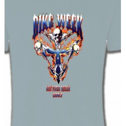T-Shirts Tribal Métal Celtique Bike Week Biker