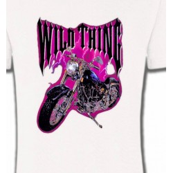 T-Shirts Tribal Métal Celtique Moto Wild Thing