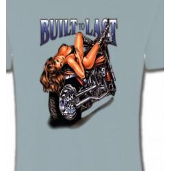 T-Shirts Véhicule Moto et Bimbo